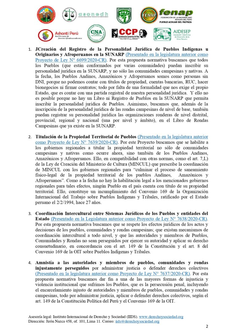 CARTA AL PREMIER. PLATAFORMA LEGISLATIVA DE LOS PUEBLOS. 10.09.2021._page-0002