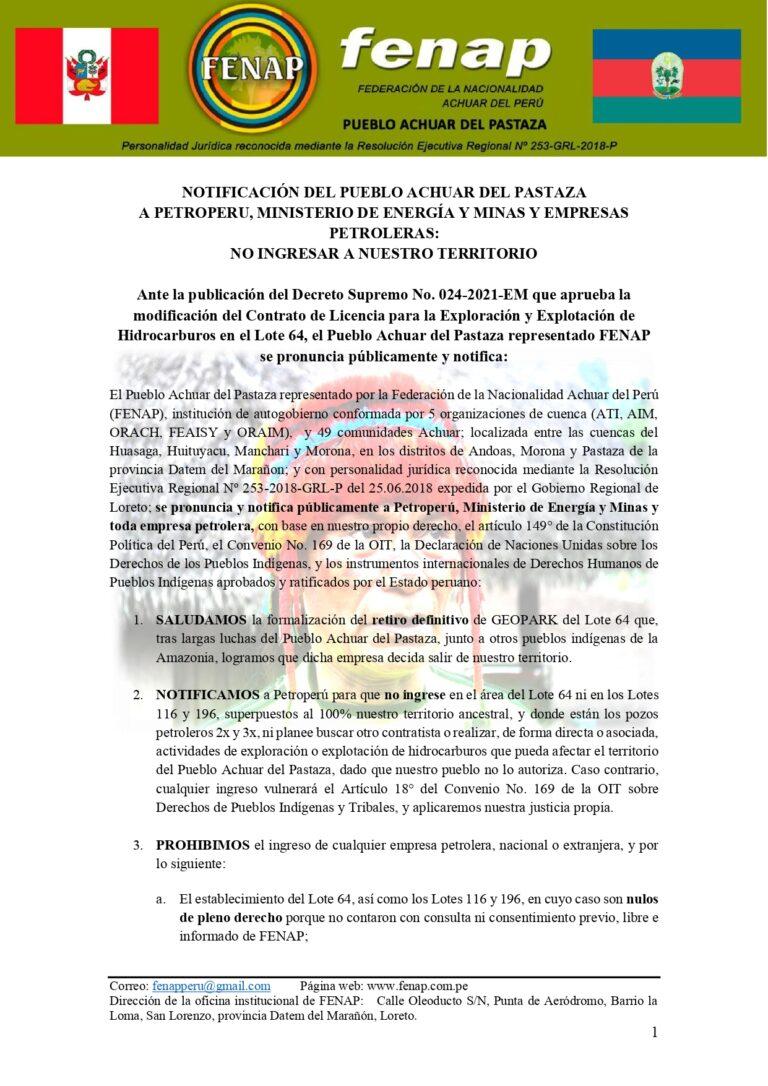 FENAP-Notificación - PETROPERU, MINEM - 29.09.2021_page-0001